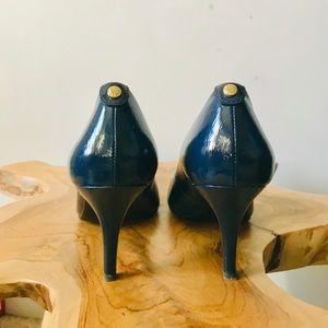 Michael Kors | Flex Patent Leather Mid-Heel Pump